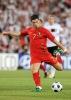 Роналду в игре за сборную Португалии